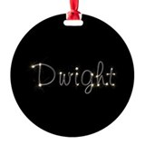 Dwight Spark Ornament