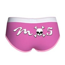MX5 Skull Women's Boy Brief