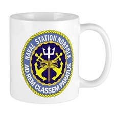 Naval Station Norfolk Mug