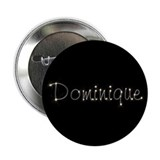 "Dominique Spark 2.25"" Button (10 pack)"