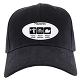 Geocaching Hazards Baseball Hat