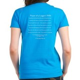 Prayer of a Logger's Wife Tee