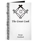 The Great Cook Recipe Notebook