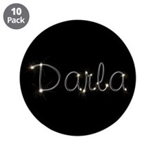 "Darla Spark 3.5"" Button (10 pack)"