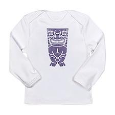 Happy Tiki! Long Sleeve Infant T-Shirt