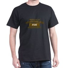 Personalized Property of Newfoundland T-Shirt