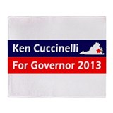 Ken Cuccinelli Virginia Governor 2013 Stadium Bla