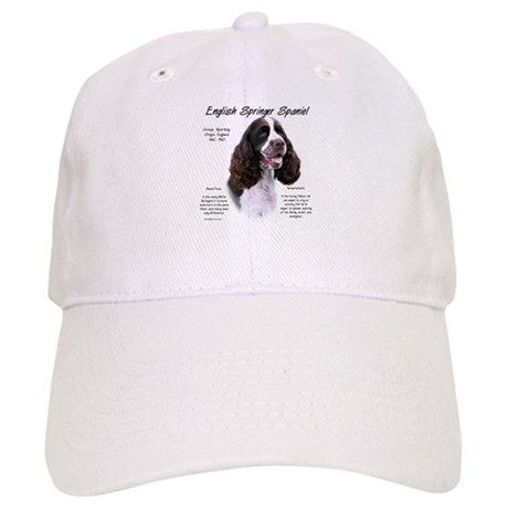 Liver English Springer Cap