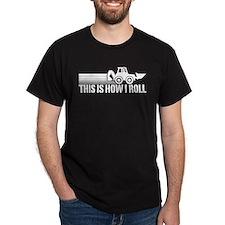 Backhoe Operator T-Shirt