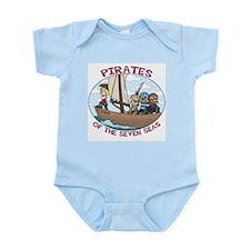Pirates of the 7 Seas Infant Creeper