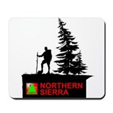 SOTA Northern Sierra Mousepad