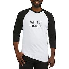 White Trash Attire Baseball Jersey