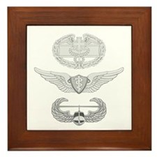 CFMB Flight Surgeon Air Assault Framed Tile