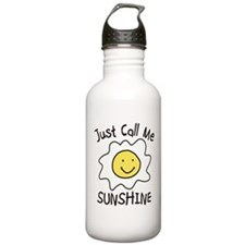 Just Call Me Sunshine Water Bottle