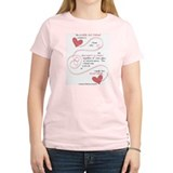 Adoptive mothers Women's Pink T-Shirt
