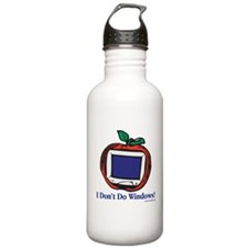 Apple Computer Water Bottle