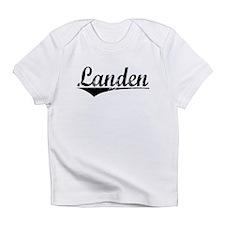 Landen, Aged, Infant T-Shirt