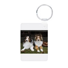 Barn Dogs Keychains