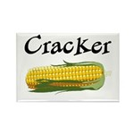 Cracker Rectangle Magnet