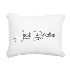 Cute Inspirational quotes Rectangular Canvas Pillow