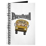 School Bus Preschool Journal