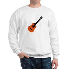 Acoustic Guitar Sweatshirt