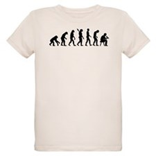 Tattoo artist evolution T-Shirt
