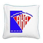 NEW AKA Square Canvas Pillow