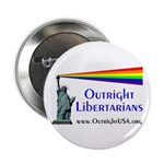 """Outright Libertarians 2.25"""" Button (10 pack)"""