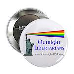 """Outright Libertarians 2.25"""" Button"""