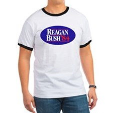 Reagan Bush 84 T