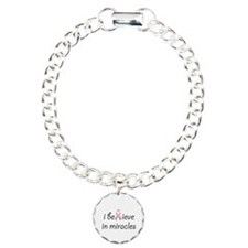 i believe in miracles Bracelet