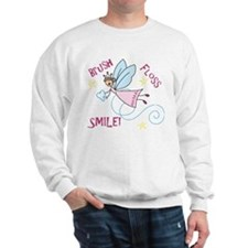 Brush Floss Smile Sweatshirt