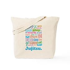 Jujitsu Tote Bag