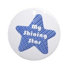 Shining Star Keepsake Ornament