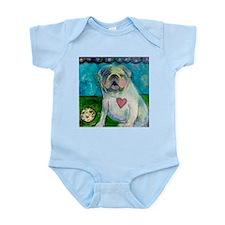 LoveABull Infant Bodysuit