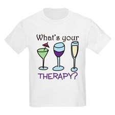 Whats Your Therapy T-Shirt