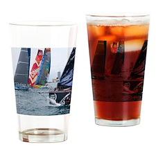 Miami Volvo Ocean Race Drinking Glass