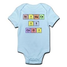 Science is Cool Onesie