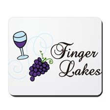 Finger Lakes Mousepad