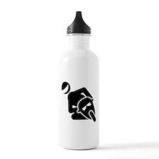 Pocket Bike Water Bottle