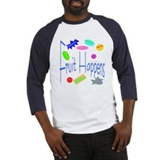 Fruit Happens Baseball Jersey