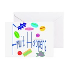 Fruit Happens Greeting Cards (Pk of 10)