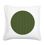 redgeranium_square.png Square Canvas Pillow