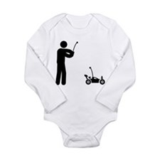 RC Car Long Sleeve Infant Bodysuit