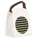 yellow_flower_square.png Canvas Lunch Bag