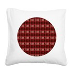 red997_square.png Square Canvas Pillow