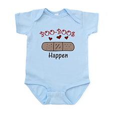 Boo Boos Happen Infant Bodysuit