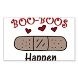 Boo Boos Happen Decal
