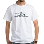 Tea & Quadrille White T-Shirt